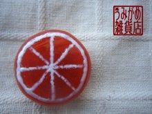他の写真2: オレンジの帯留め