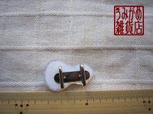 他の写真3: 歌舞伎風*ひょうたんに隈取の帯留め