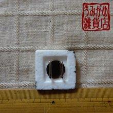 他の写真3: 休憩ガイコツくん帯留め(市松)