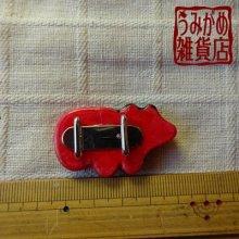 他の写真3: 赤べこの帯留め