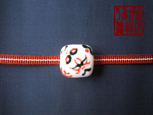 歌舞伎の帯留め